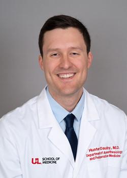 Dr. Hunter Dauby