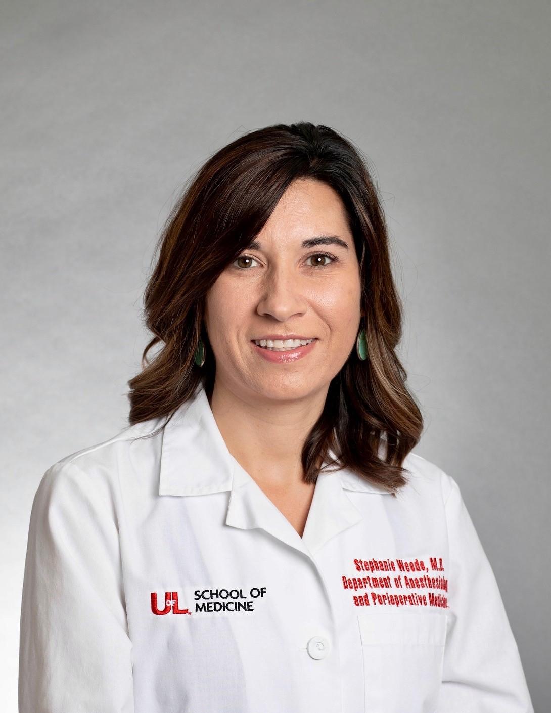 Dr. Stephanie Weede