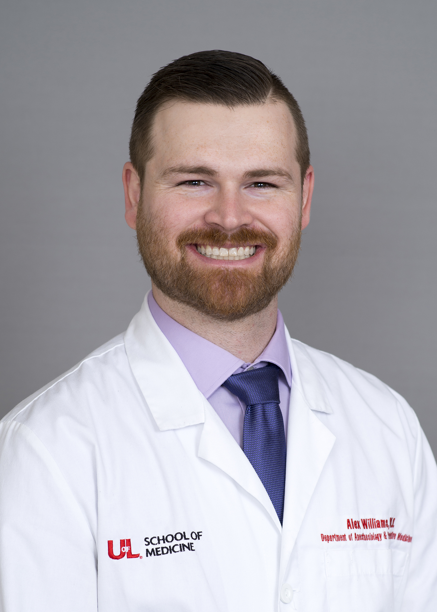 Dr. Alex Williams