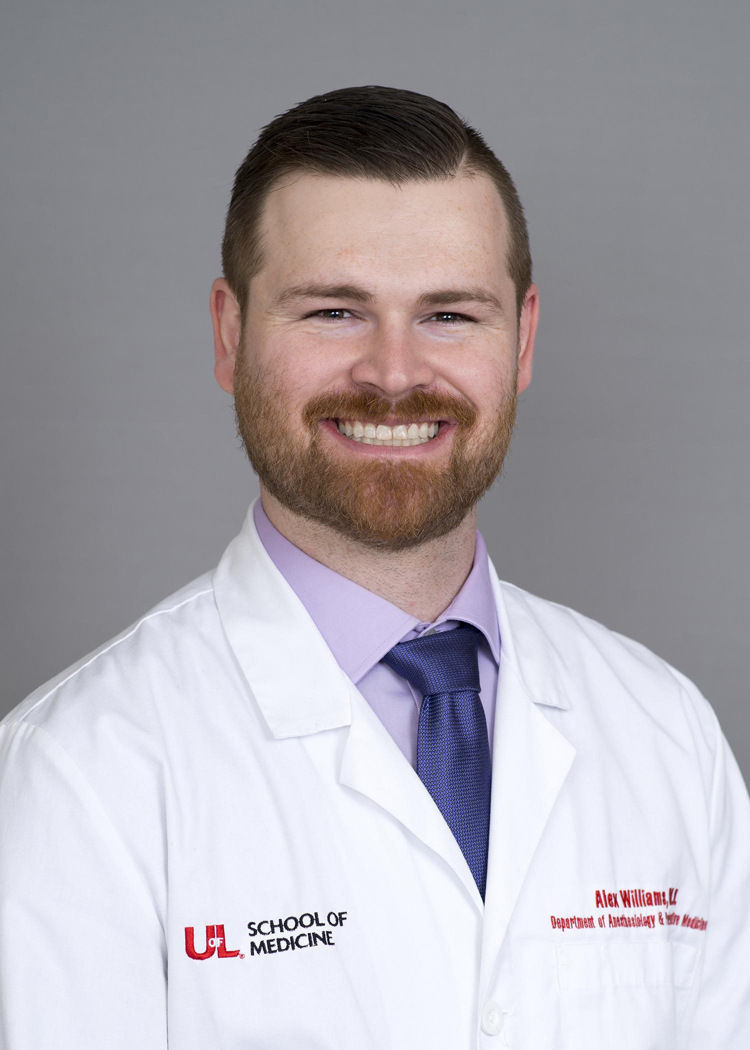 Dr. Alex Williams