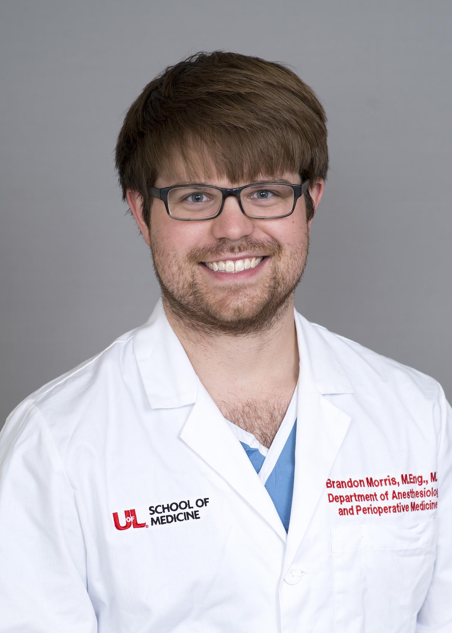 Dr. Brandon Morris