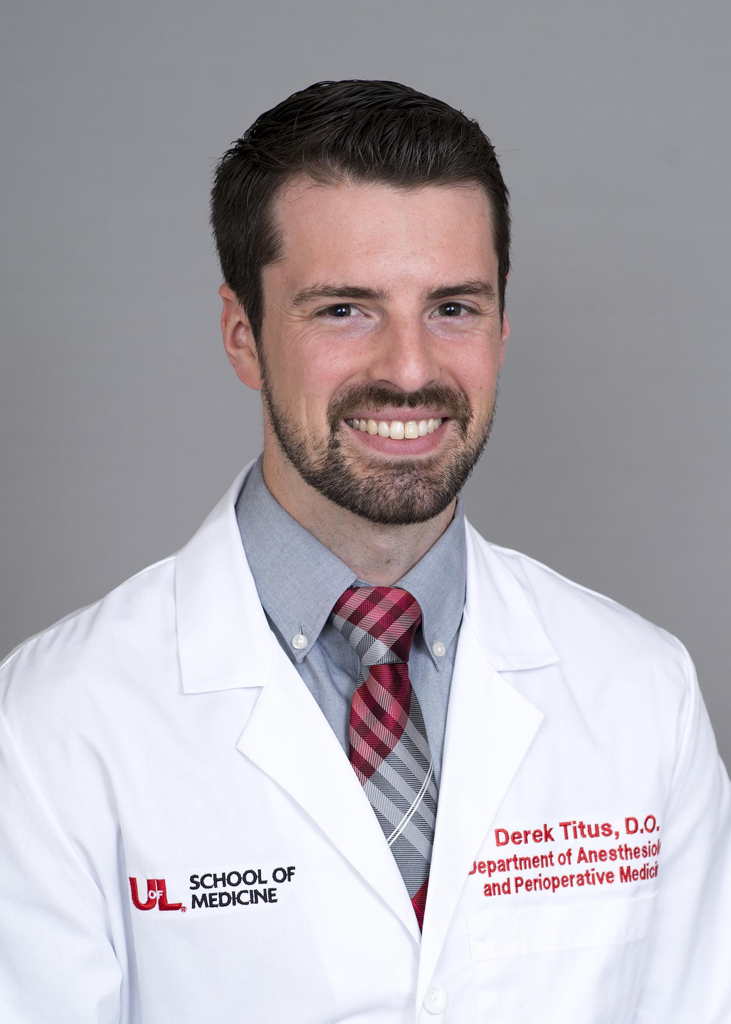 Dr. Derek Titus