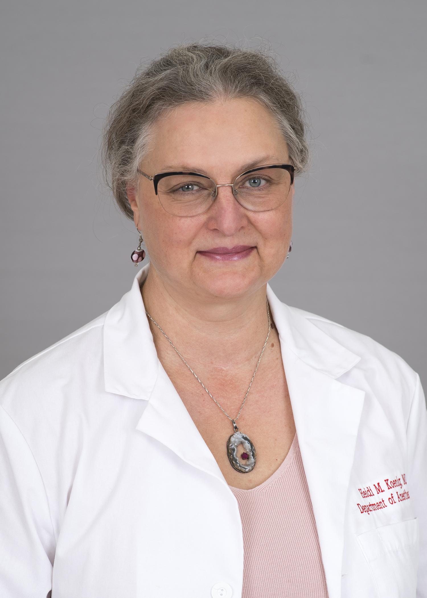 Dr. Heidi Koenig