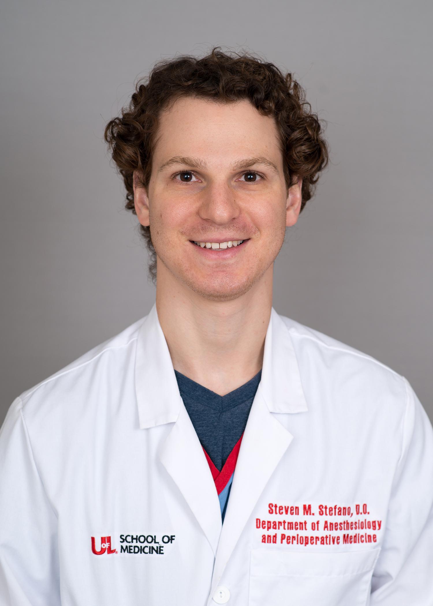 Dr. Steve Stefano