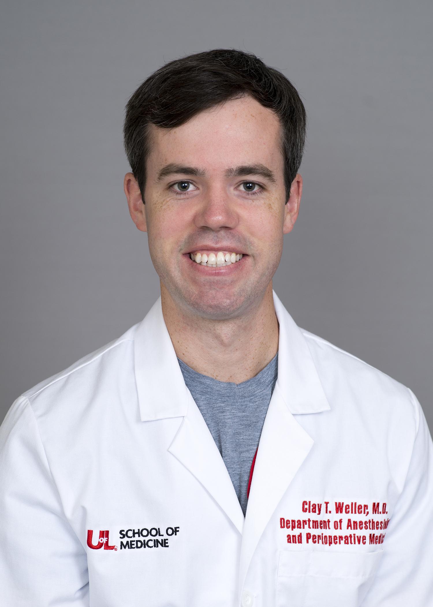 Dr. Clayton Weller