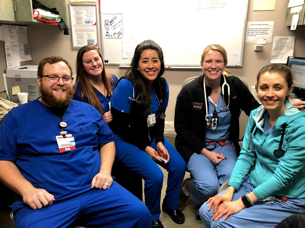 In addition to an ACGME accreddited Critical Care fellowship, our residents rotate as the main provider on ICU as part of our Neuroanesthesia ICU team.