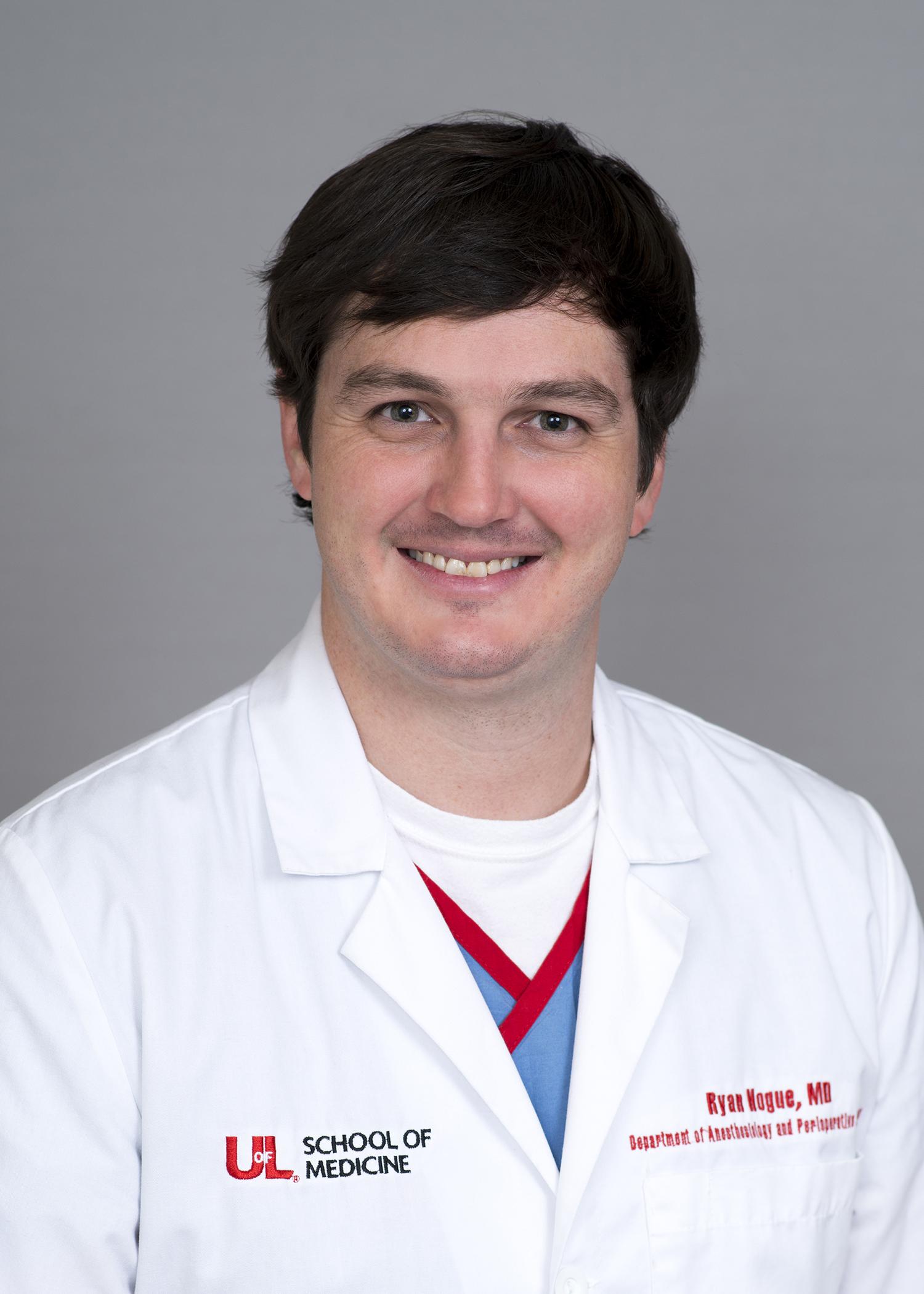 Dr. Ryan Hogue