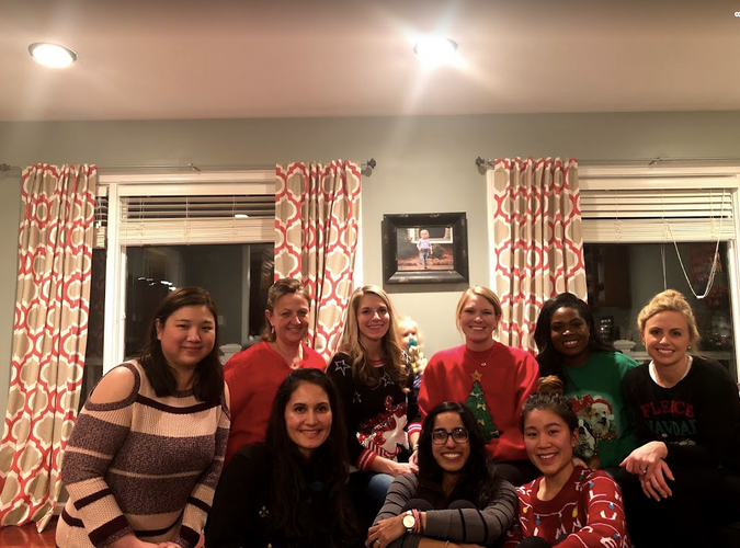 Cookie Exchange Ladies Night