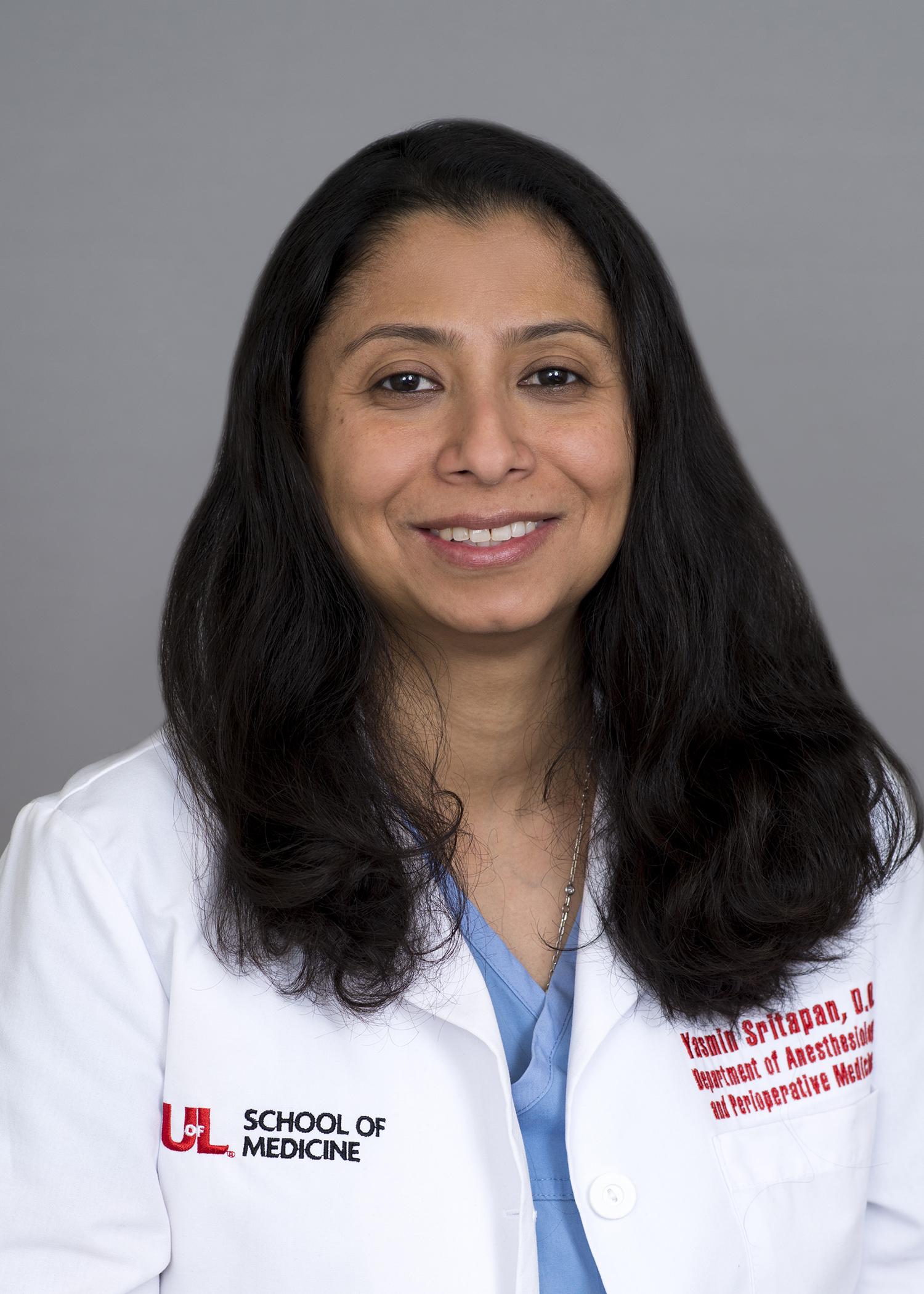 Dr. Yasmin Sritapan