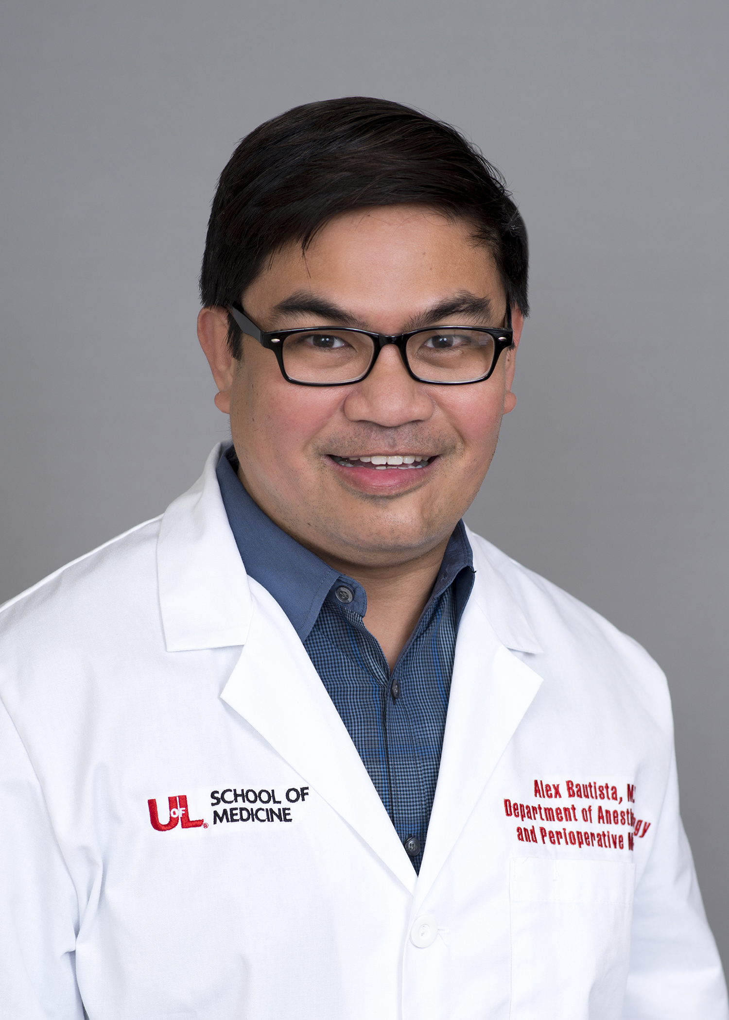 Dr. Alex Bautista