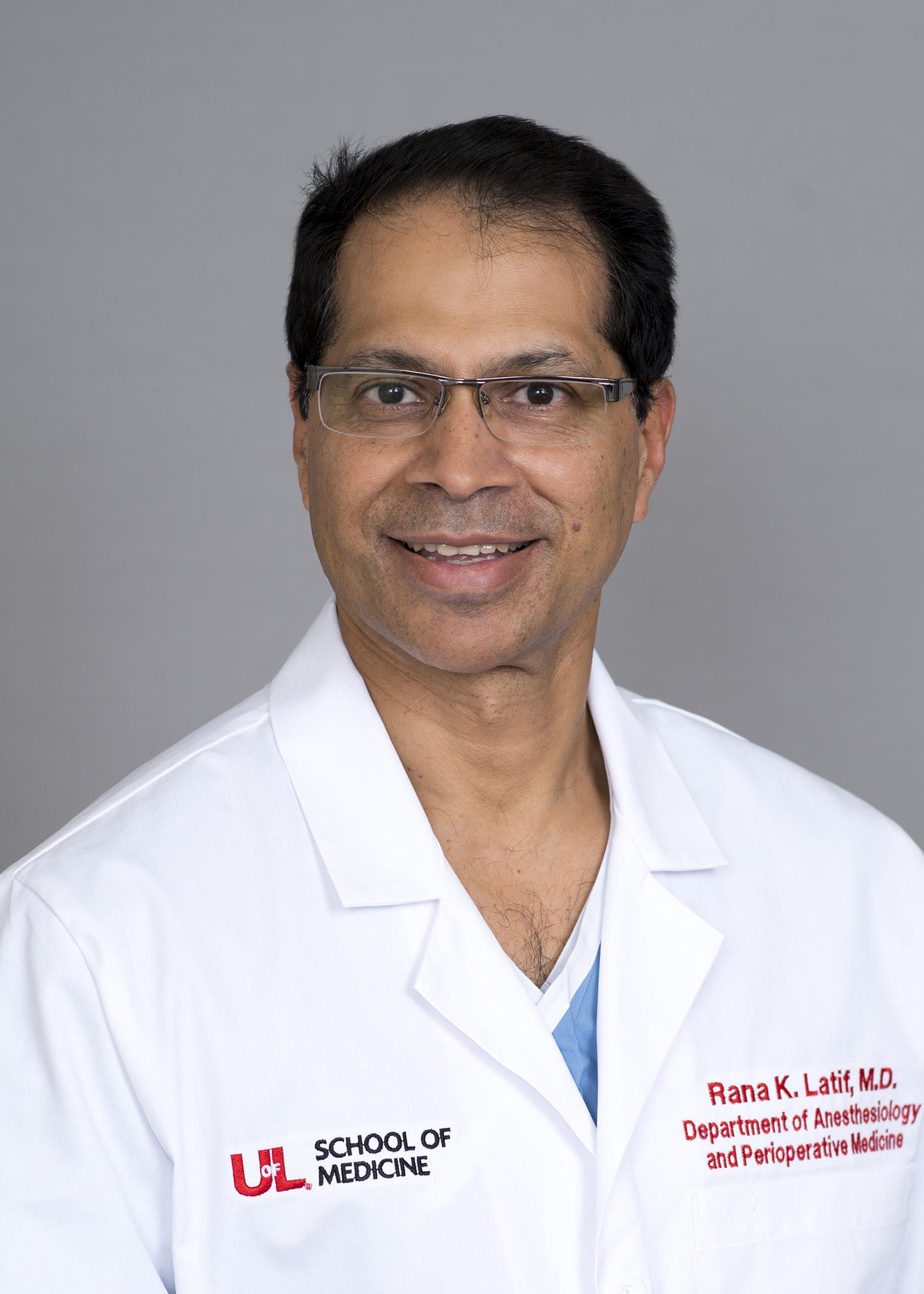 Dr. Rana Latif