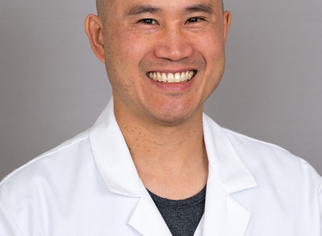 Dr. James Chen receives University of Louisville Hospital's Outstanding Physician Award