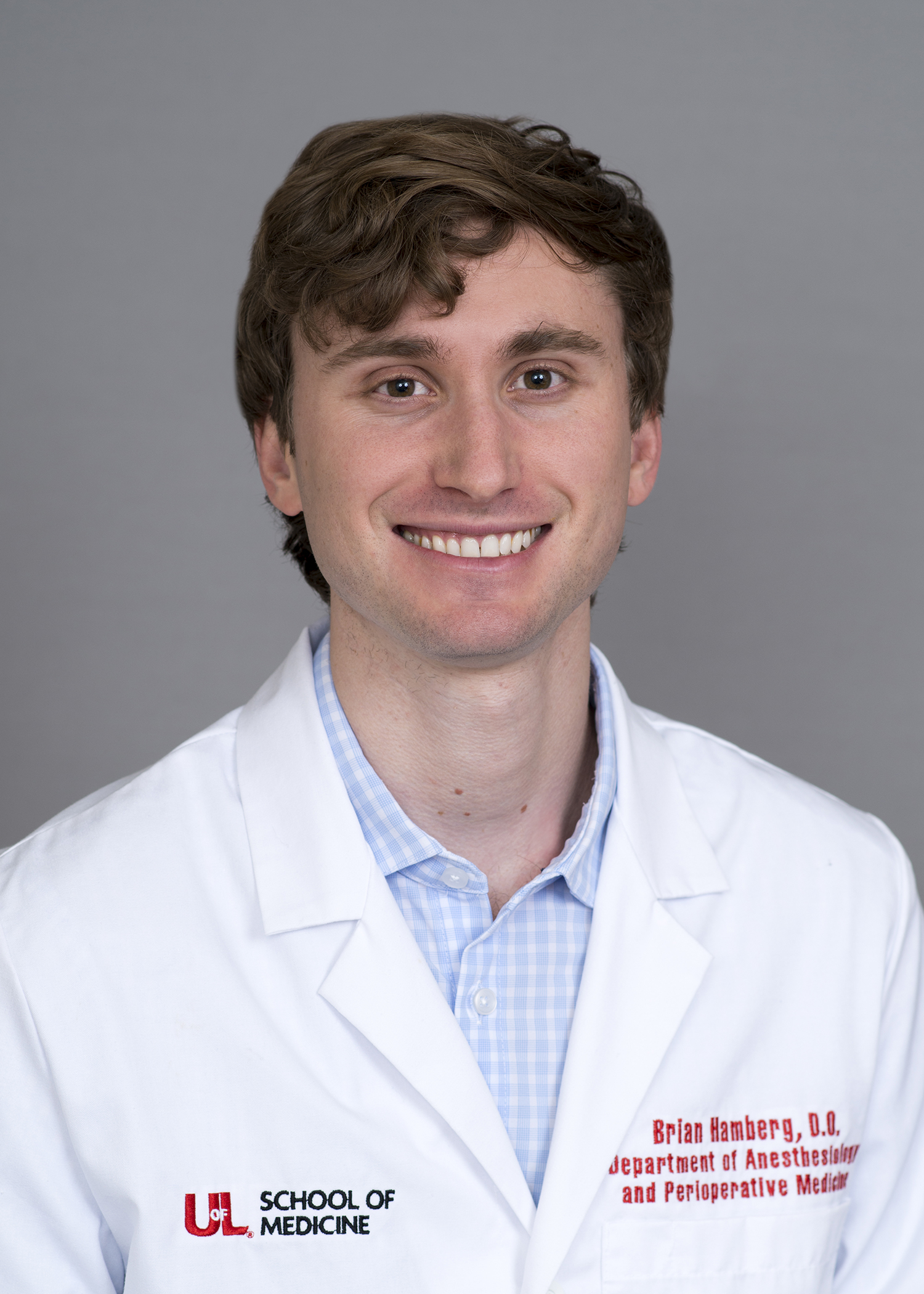 Dr. Brian Hamberg