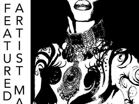 ARTHOLE MAGAZINE FEATURED ARTIST MAY 2021: