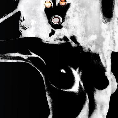 Gothic Voodoo Priestess