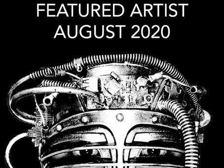 @Artholemag Featured Artist August 2020