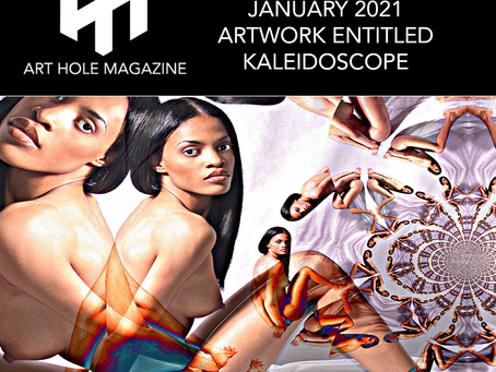 @Arthole Magazine Featured #Artist January 2021