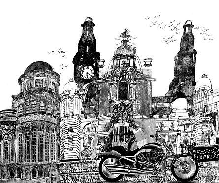 le chateau de Monèt