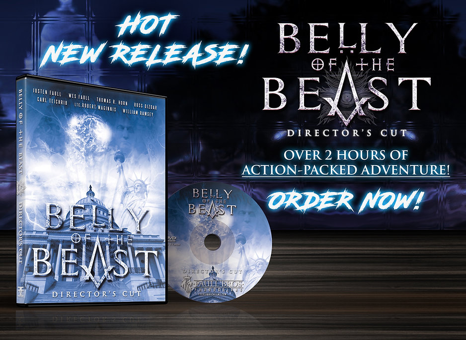 Belly of the Beast Director's Cut FWF WE