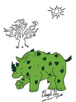 Reeferhinocerous