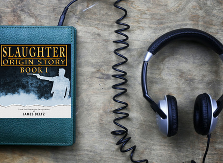 Book 1 Goes Audible