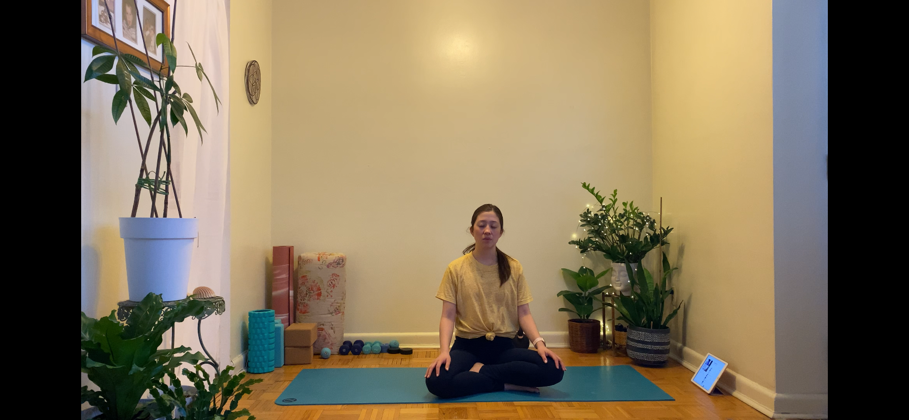 A Practice to Calm the Mind