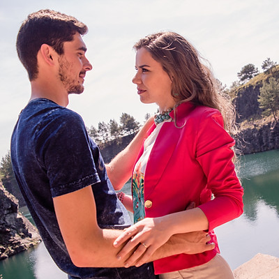 Ensaio Alesson & Paula