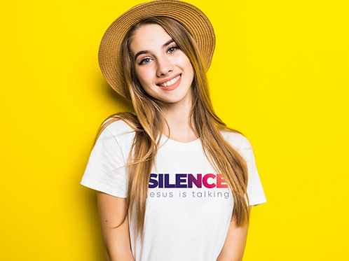 Baby Look Silence Branco
