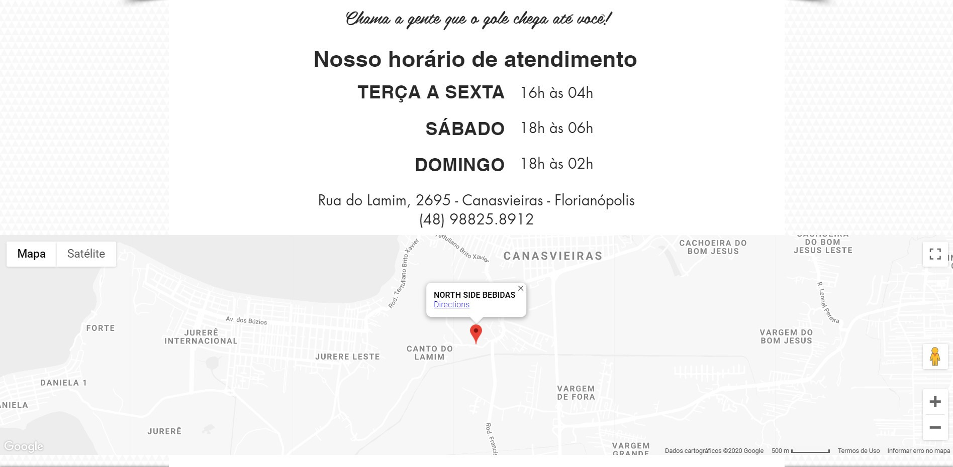 North Site Bebidas