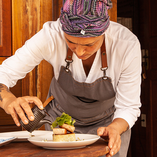 Chef Janete Borges