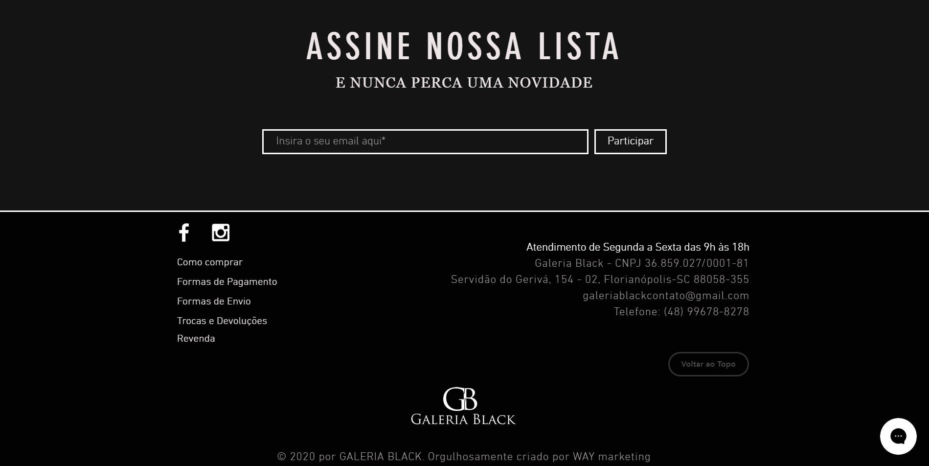 Galeria Black