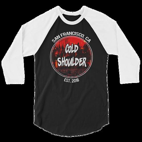 Cold Shoulder Limited Edition Baseball Shirt