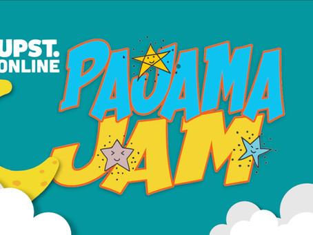 UpStreet Online Pajama Jam Edition: February 21