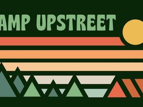 Camp UpStreet: August 1