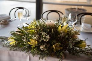 Buds n Roses - reception Bridal tables o
