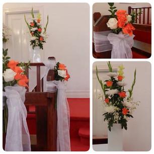 Chapel flowers for Chateau Wyuna.jpg