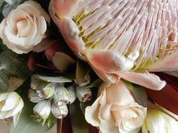 Australian Flower Wedding Bouquet