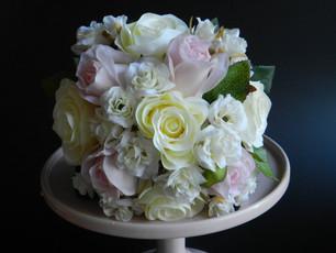 Buds n Roses - Silk Wedding fowers (17).