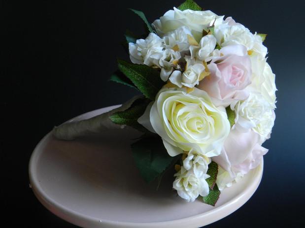 Buds n Roses - Silk Wedding fowers (23).