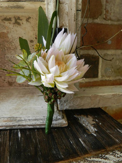 Buds n roses - Mothers corsage silk