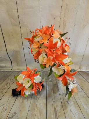 Buds n Roses - Silk Wedding fowers (25).