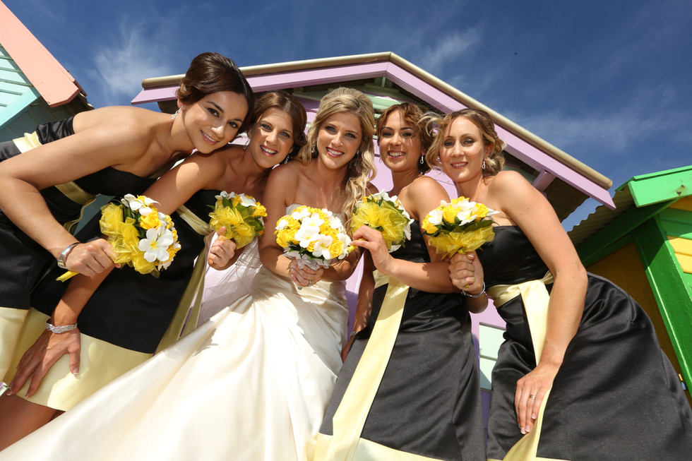 Wedding Bouquets by Buds n Roses