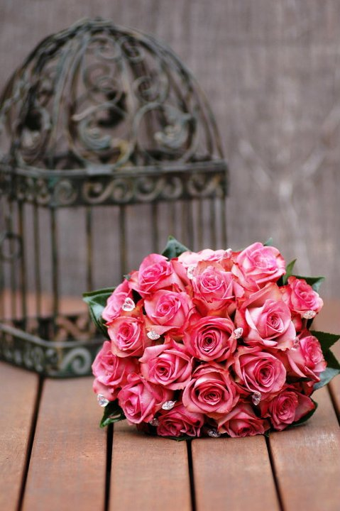 Bridal flowers by Buds N Roses