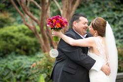 Bridal flowers by Buds N Roses
