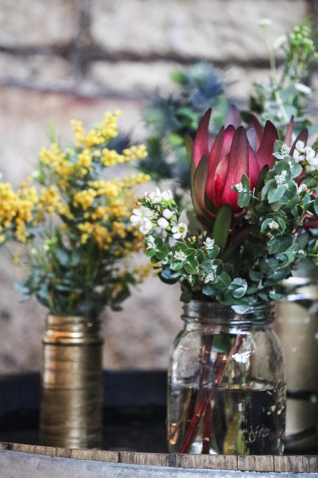 Buds n Roses - ceremony native flowers i