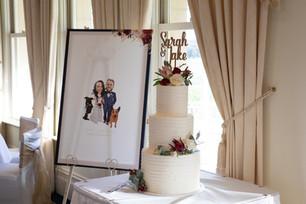 Buds n Roses wedding at Eagle Rydge Golf