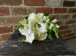 Lily Bouquets by Buds N Roses