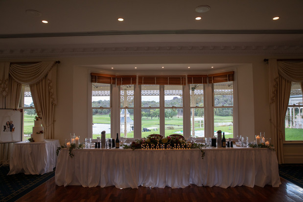 Buds n Roses wedding at Eagle Rydge Golf