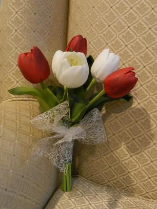Buds n Roses - Silk Wedding fowers (18).
