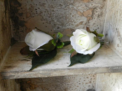 Buds n Roses - Silk Wedding fowers (7)